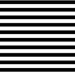 Jersey Stripes Black