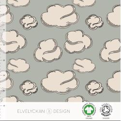 Clouds - Sage (055)