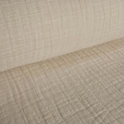 Cotton Baby Linen Creme