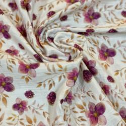 Hydrofiel Rasberry Flowers