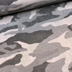 Sweat Camouflage Grey
