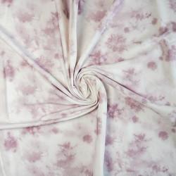 Tie Dye Purple Jersey