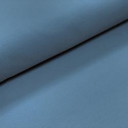 Rib Knit Jersey Blauw