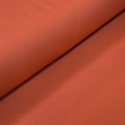 Rib Knit Jersey Brique