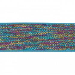 Elastiek Lurex Multicolor...