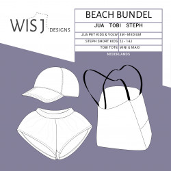 Beach Bundel – naaipatroon...