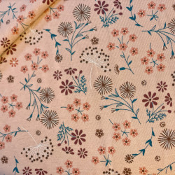 Jersey Dandelion Pink