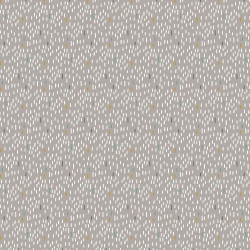 Tricot sprinkles Grey