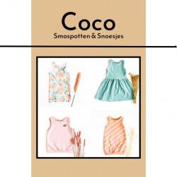 Coco - Papieren Patroon A0