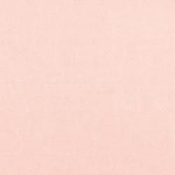 Rekbare Badstof Powder Roze