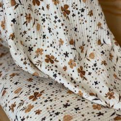 Rekbare Wafel Mixed Blossom