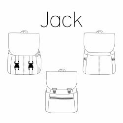 Jack Pack Backpack - NL...
