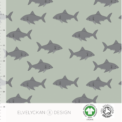 Sharkie - Sea green (056)