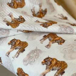 Rekbare Wafel Wild Tiger