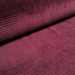 Corduroy Cotton Knit Red...