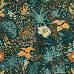 Tropical Oker/Groen Jersey