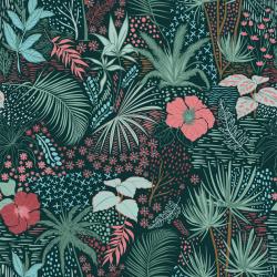 Tropical Roze/Blauw Jersey