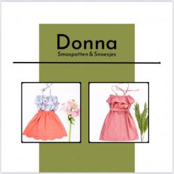 Donna - Papieren Patroon A0