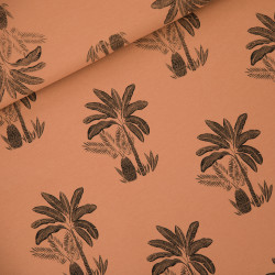 Palm Trees - Pecan Brown...