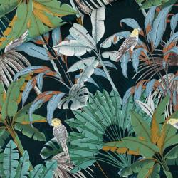 Jungle Green Gables Canvas...