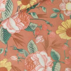 Bloom Garden - Double Gauze...