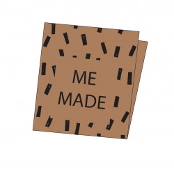 Me Made Labels 5st
