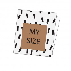 My Size Labels 5st
