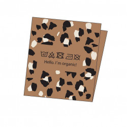 Leo Toffee Labels 5st