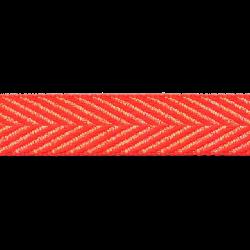 Visgraat Keperband Neon Roze
