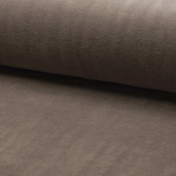 Nicky Velours Taupe