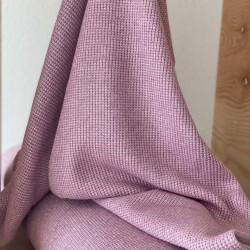 Soft Knit Lurex Lilac