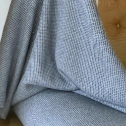 Soft Knit Lurex Blue
