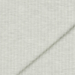 Cable Knit Melange Open Beige