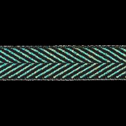 Visgraat Keperband Groen