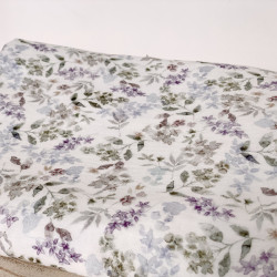 Double Gauze Hyacint Lilac