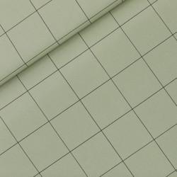 Thin Grid XL Tea Green...
