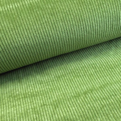 Corduroy Rib Apple Green