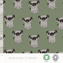 Pug - Green (033)