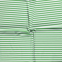 Jersey Stripes Green
