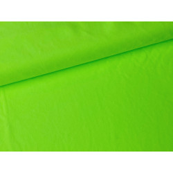 Lycra Fluor Lime Groen Uni