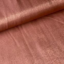 Viscose Shimmer Copper Rose