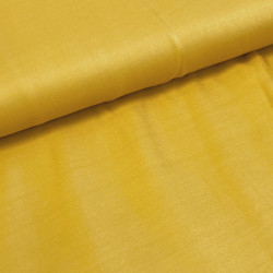 Viscose Shimmer Curry Gold