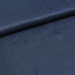 Viscose Shimmer Donkerblauw