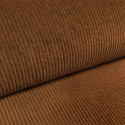 Corduroy Rib Brown