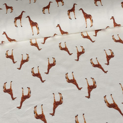 Jersey Digitaal Giraffe Kuddes