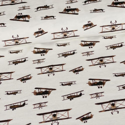 Jersey Digitaal Vliegtuig...