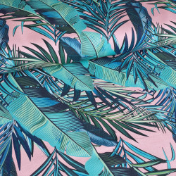 Fashion Palm Leaves French...