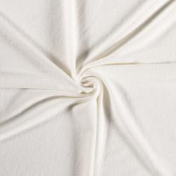 Rekbare Badstof Off-white