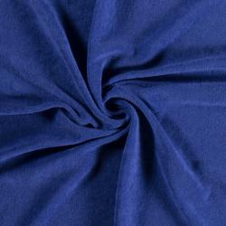 Rekbare Badstof Royal Blauw