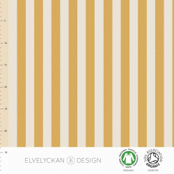 Vertical Stripe - Gold(017)...